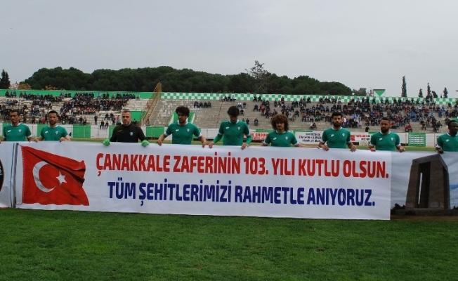 Salihli'ye BAL yolunda Urganlı engeli: 0-1
