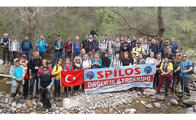 Spilos Türkmen Şelalesinde