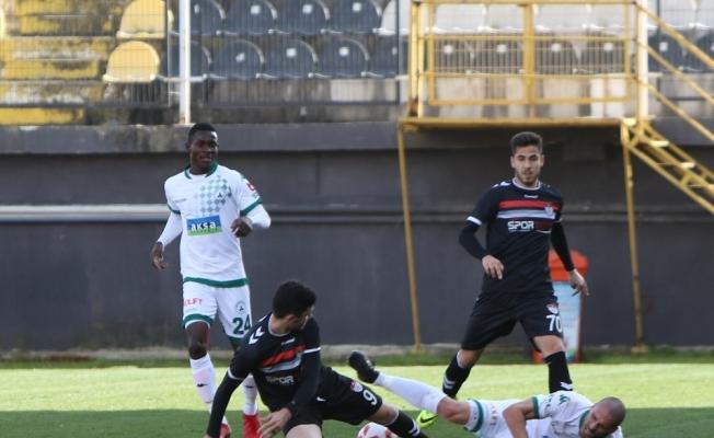 Spor Toto 1. Lig: G.Manisaspor: 0 - A.Ç. Giresunspor: 4