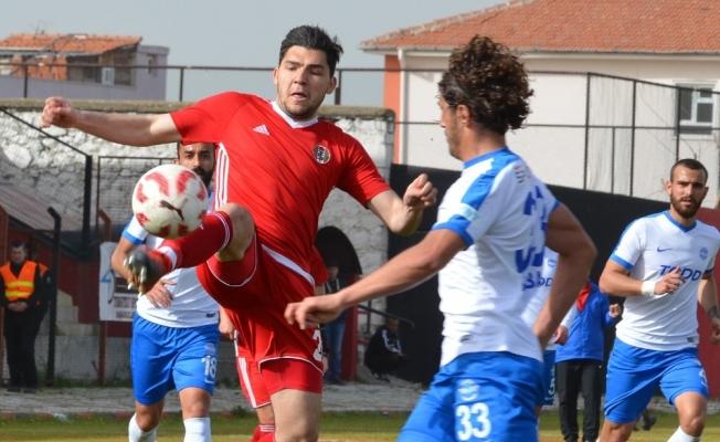 TFF 3. Lig: Turgutluspor: 1 - Ankara Demirspor: 2