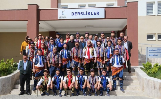 Üniversiteli gençlere Yaren Kültürü tanıtıldı