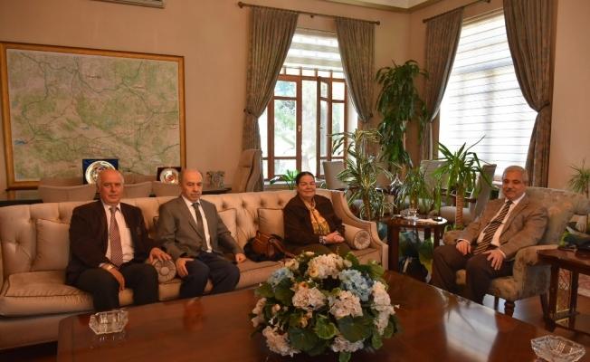 BÜKSEV Başkanı Koşmaz vakfın projelerini ve karşılaştıkları sorunları anlattı