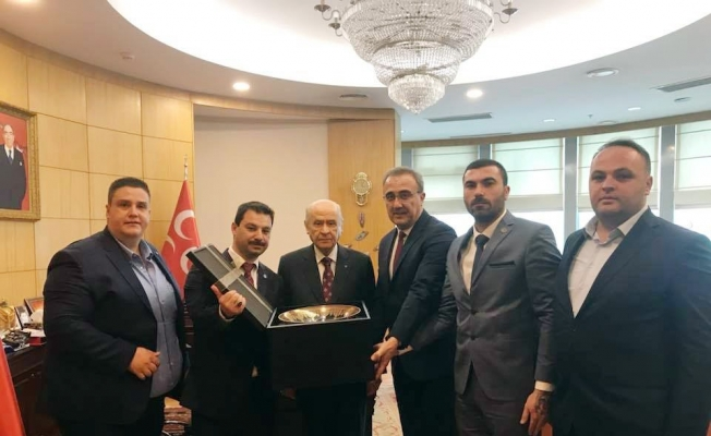 Devlet Bahçeli Alaşehir'e selam gönderdi