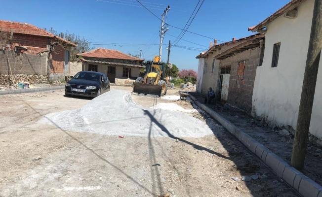 Eroğlu Mahallesinde alt ve üst yapı dönüşümü