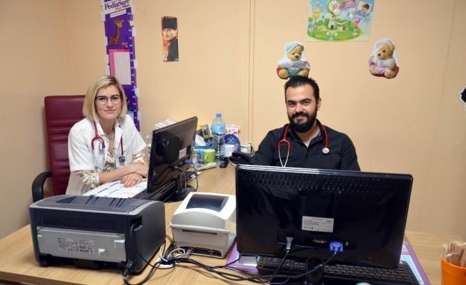 Karı-koca aynı hastanede doktorluk yapacak