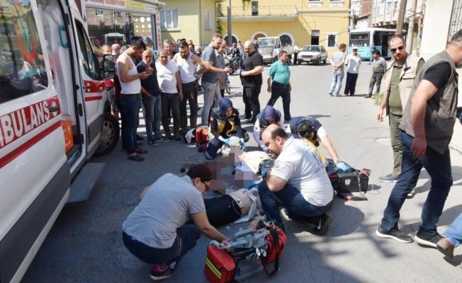 Karı-kocaya sokak ortasında kanlı infaz: 2 ölü