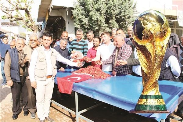 Kiraza 'Dünya Kupası' ayarı