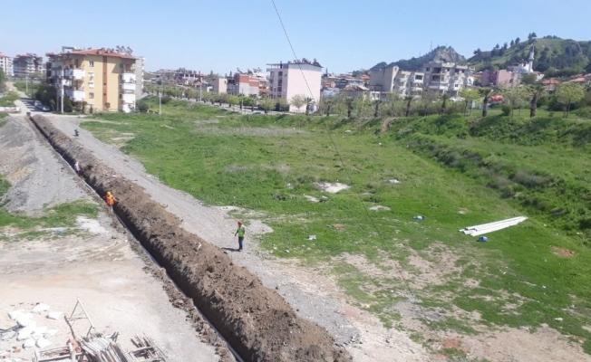 Köyden mahalleye dönen yerleşim yerleri adeta yeniden inşa ediliyor