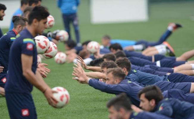 Manisa BBSK, 12 Bingölspor maçı hazırlıklarına başladı