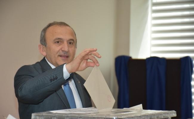 Manisa TSO'da Mehmet Yılmaz dönemi
