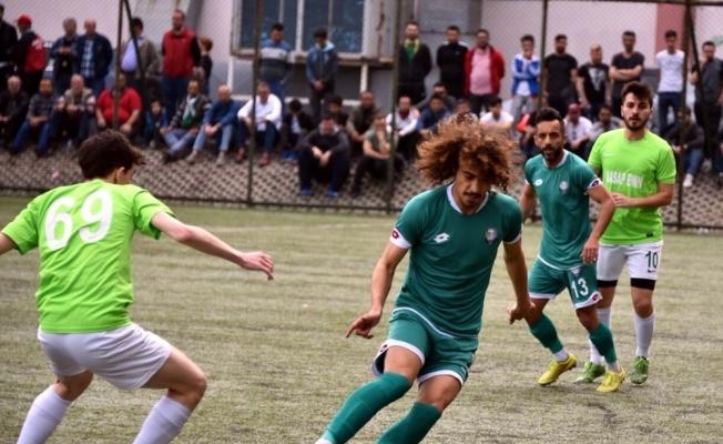 Salihli Belediyespor, Manisa Donatım'ı 3 golle geçti