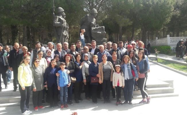 Salihli'de iki odadan Çanakkale gezisi