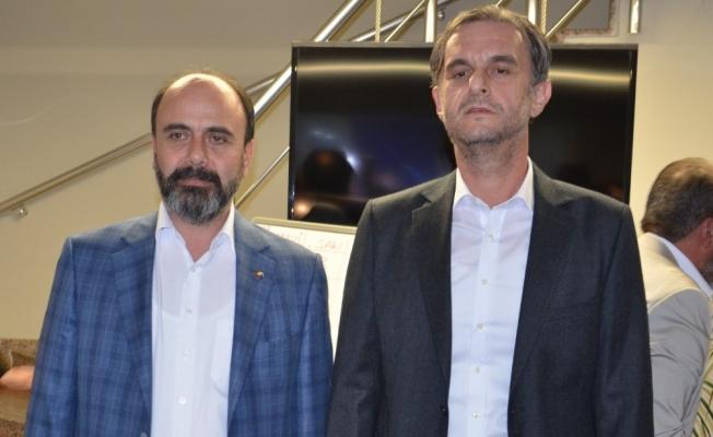 Soma TSO'nun yeni başkanı Cem Doğan oldu