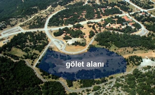 Spil'e özel gölet projesi