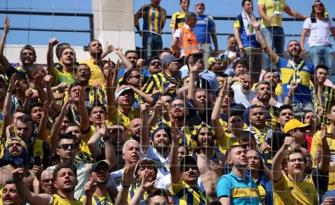 Spor Toto 1. Lig: G.Manisaspor: 0 - Ankaragücü: 3