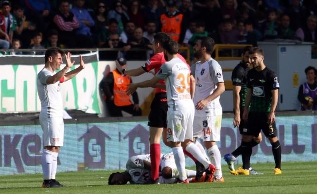 Spor Toto Süper Lig: T.M. Akhisarspor: 1 - M. Başakşehir: 2 (Maç sonucu)