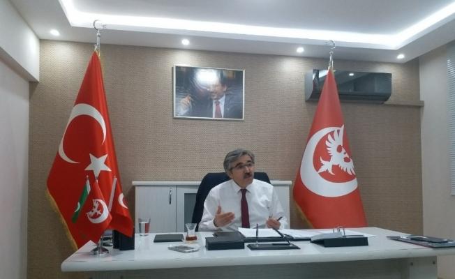 Tarihçi yazar Yengin'den 'Mehmed' dizisine eleştiri