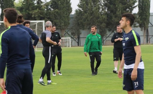 T.M. Akhisarspor, Galatasaray maçı hazırlıklarını sürdürüyor