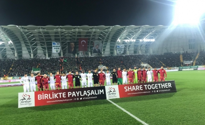 T.M. Akhisarspor kupa maçına kilitlendi