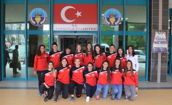 Turgutlu Belediyespor Afyon'a umutlu gitti