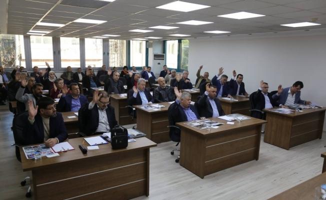 Turgutlu'ya hizmet için başkana borçlanma yetkisi verildi