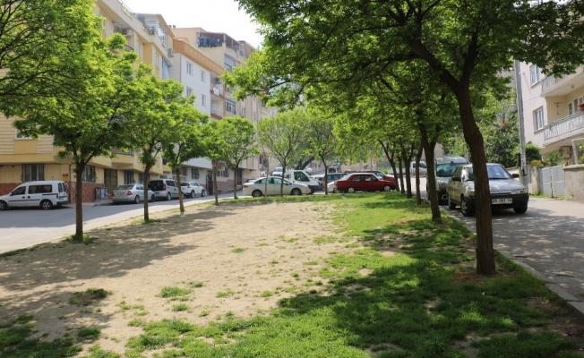 Yunusemre Akmescit'e yeni bir park kazandıracak