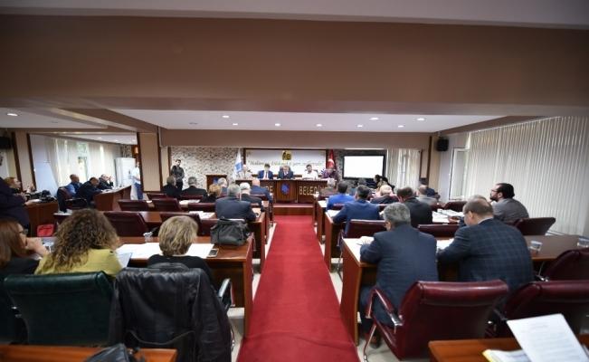 Yunusemre Belediye Meclisi toplandı