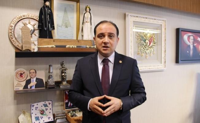 AK Parti'li Baybatur Çerkesleri unutmadı