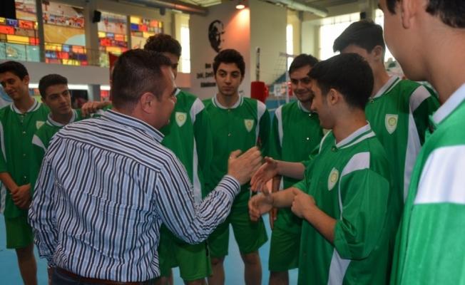 Büyükşehir'in Genç Dev Adamları Türkiye 6'ıncısı oldu
