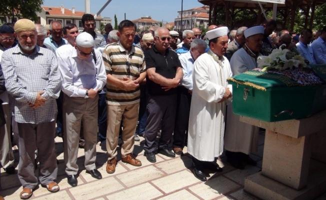 Manisa da Kudüs için ayakta