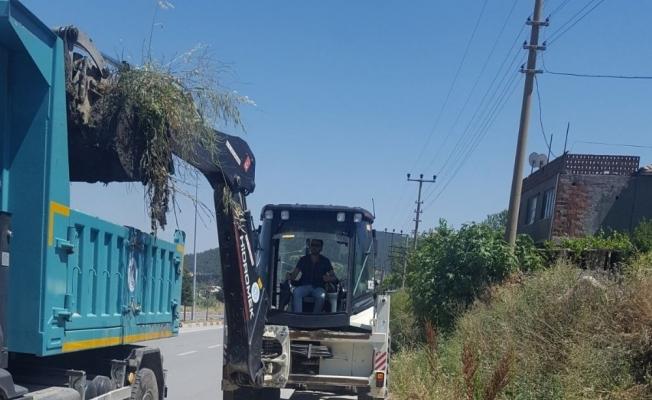 Manisa'da altyapı çalışmalarına hız verildi