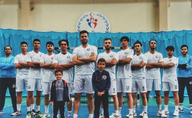 Salihli Belediyespor hentbolda 2. Lige tutundu