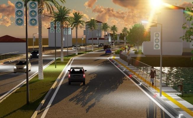 Selendi Demirci karayolu modernleşecek