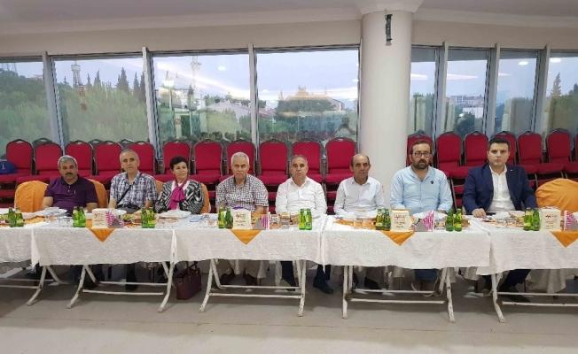 Gördes'te şehit aileleri ve gazilere iftar yemeği