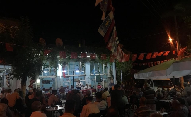 "İYİ Partili Karaçoban: ""Türkiye iyi olacak"""
