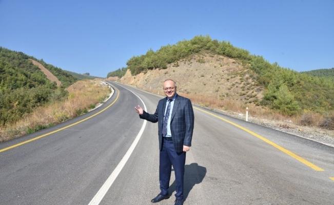 Manisa'nın yolları büyükşehirle düzeliyor