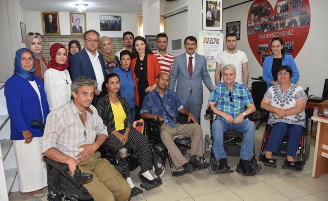Semra Kaplan Kıvırcık'a tam destek