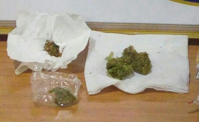 Manisa'da uyuşturucuya geçit yok: 6 tutuklama