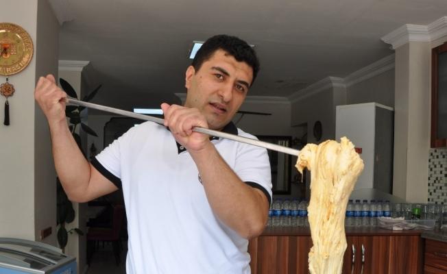 (Özel Haber) Mesir macunu Maraş dondurmasıyla birleşti