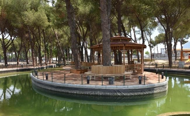 Şehzadeler Park Eylül ayında açılacak