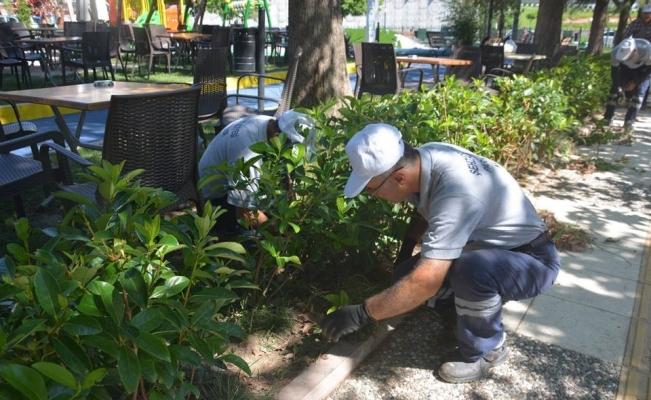 Şehzadeler'de 67 mahallede çalışmalar devam ediyor