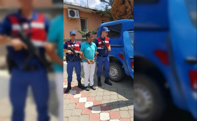 Dolandırıcı cezaevi firarisi Manisa'da yakalandı