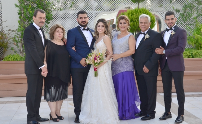 Sanayicilerle avukatlar bu düğünde buluştu