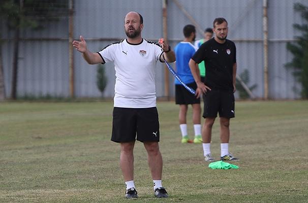 Erkan Aslan takımına inanıyor