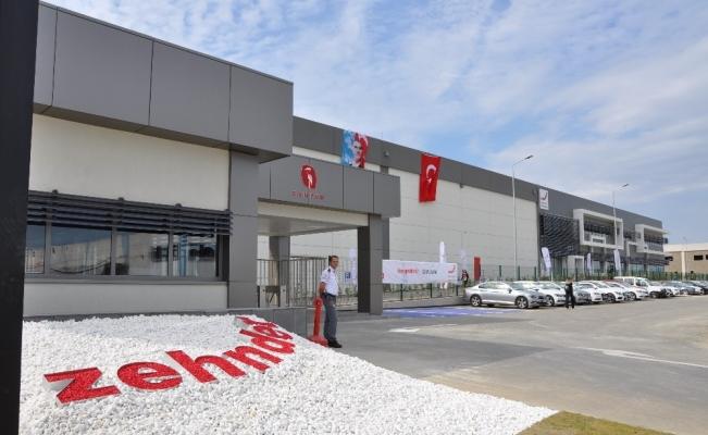 İsviçreli firmadan Manisa'ya 20 milyon Euro'luk yatırım