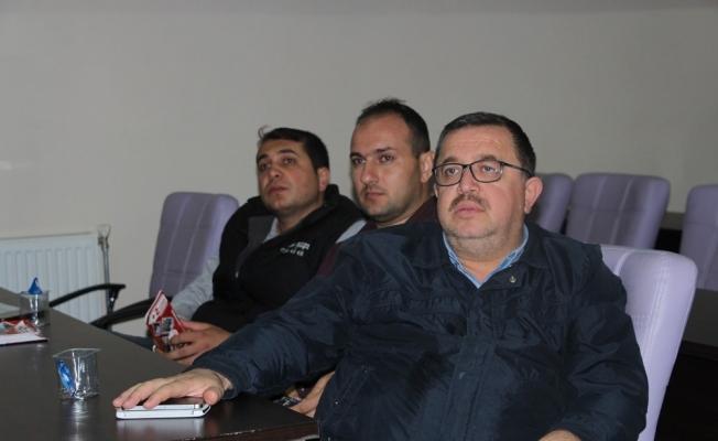 Kulalı işverenlere istihdam teşvikleri ve işbaşı eğitim programı anlatıldı