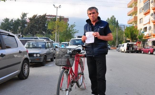 (Özel) Şaka zannetti, 235 lira trafik cezası yedi