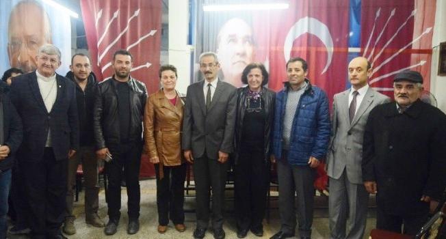Selendi CHP yönetiminden toplu istifa