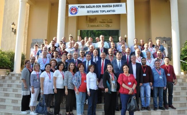 Türk Sağlık Sen'den zam fırsatçılarına tepki