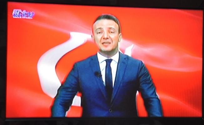 Yerel televizyondan terör tepkisi